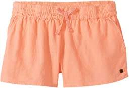 Color Into Eyes Shorts (Toddler/Little Kids/Big Kids)