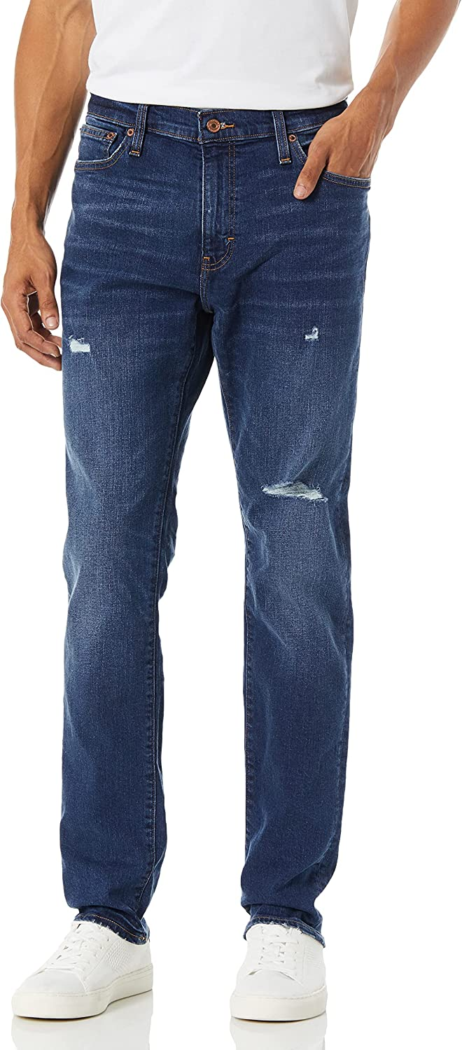 J.Crew OFFer Mercantile Men's Slim-fit Free Shipping New Jean Stretch