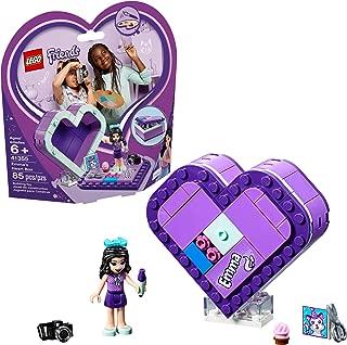 LEGO FRIENDS - 41355 - CAIXINHA CORAÇÃO DA EMMA
