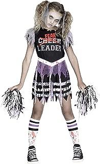 Fun World Zombie Fearleader Child Costume