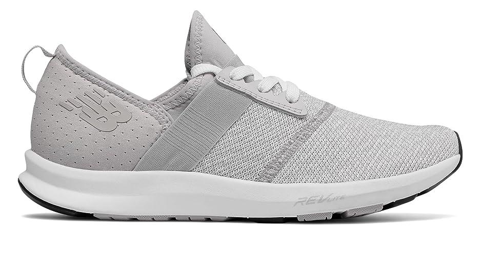 ロイヤリティもう一度大使館(ニューバランス) New Balance 靴?シューズ レディーストレーニング FuelCore NERGIZE Overcast with White ホワイト US 10 (27cm)