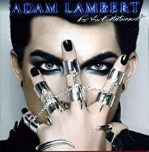 Adam Lambert : For Your Entertainment (import )