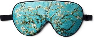 ZIMASILK 100% Natural Silk Eye Mask Blindfold, Adjustable