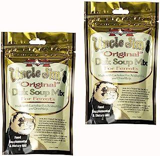 "Marshall Pet Products Uncle Jim's ""Original"" Duk Soup Mix Ferret Food.."
