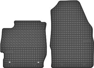 Gummifußmatten Gummimatten für Ford KA 2 RU8 ab 2008-2016 4tlg