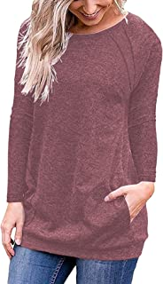 Best long tunic with pockets Reviews
