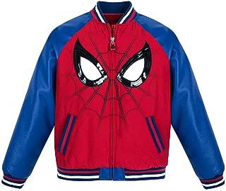 Spider-Man Varsity Jacket for Boys Multi