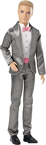 Barbie Mattel CFF38 - Br igam Ken Puppe