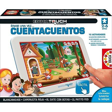 Educa - Touch Junior Aprendo Inglés Juego Educativo para ...