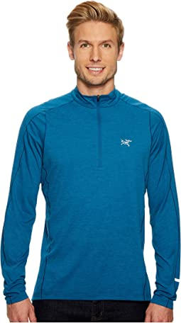 Arc'teryx - Cormac Zip Neck Long Sleeve