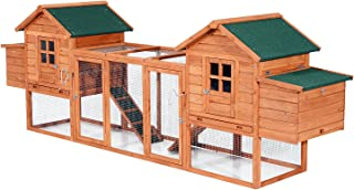 chicken coop that holds 10