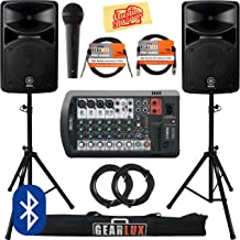 Best yamaha stagepas pa system Reviews