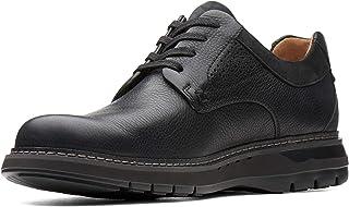 حذاء برباط للرجال من كلاركس, (اسود), 8 UK