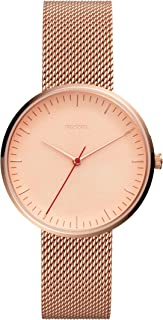 Fossil Women Essentialist Stainless Steel Casual Quartz Watch