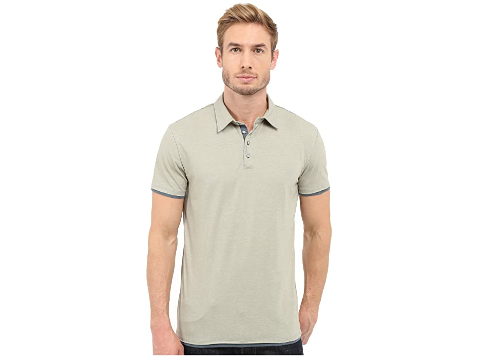 7 Diamonds The Ultimate S/S Polo (Moss) Men