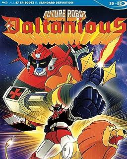 Future Robot Daltanious Complete Series SDBD [Blu-ray]