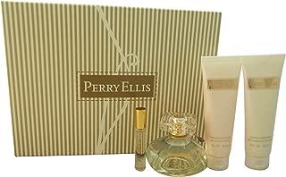 Perry Ellis Women 4 Piece Gift Set