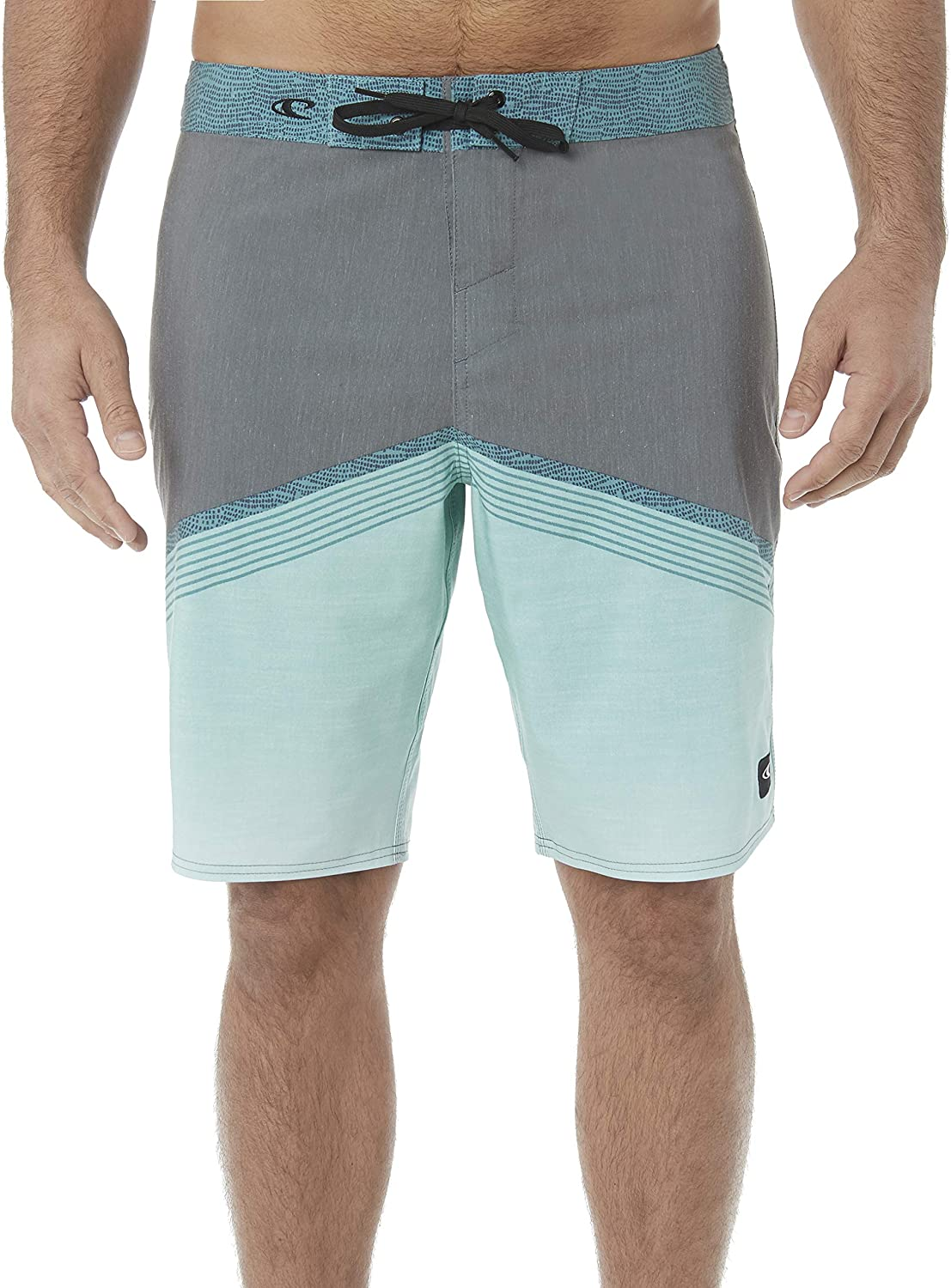 O'NEILL Men's 21 Inch Swim Stretch Boardshort Outseam mart Large special price