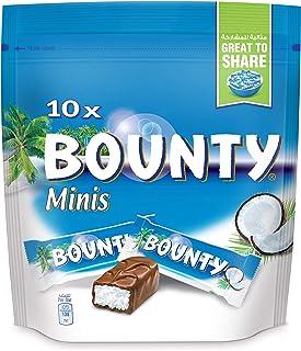 Bounty Minis Chocolate (10 Pieces), 285g