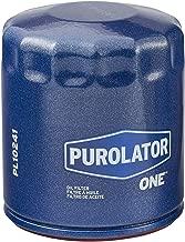 Purolator PL10241 PurolatorONE Oil Filter (Pack of 2)