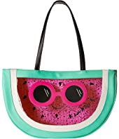 Luv Betsey Nels PVC Kitch Fruit Tote