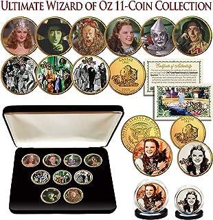 wizard of oz bonus coins