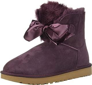 Women's W Gita Bow Mini Fashion Boot