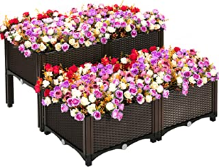 elevated raised garden bed kits