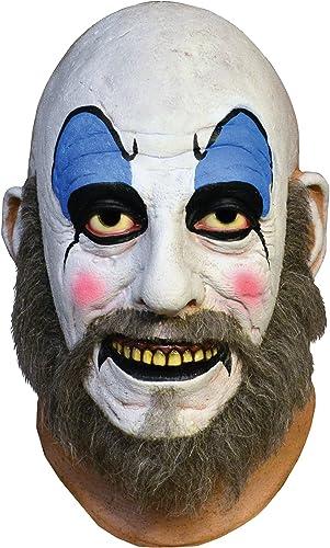 más orden Máscara Capitán Capitán Capitán Spaulding House of 1000 Corpses de látex  mejor marca