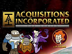 Acquistions Incorporated The Series