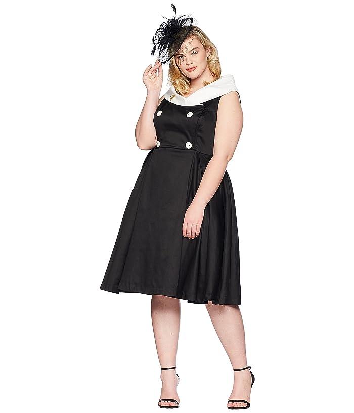 Unique Vintage Plus Size Barbie x UV After Five Swing Dress | 6pm