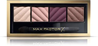 Max Factor Smokey Eye Matte Drama Kit, Eyeshadow Palette, 20 Rich Roses, 1.8g