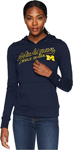 Michigan Wolverines Eco® University Fleece Hoodie