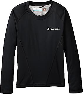 Columbia Midweight Crew 2 Camiseta térmica de Manga Larga Unisex niños