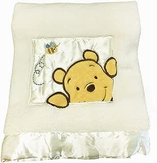 Danica Super Soft Coral Fleece Baby Blanket, Cute Animal Pattern, 40