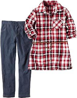 Carters Girls 2 Pc Playwear Sets 279g044