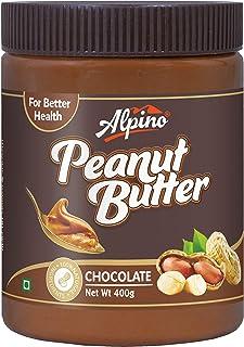 Alpino Peanut Butter Chocolate 400 G (Gluten Free / Non-GMO / Vegan)