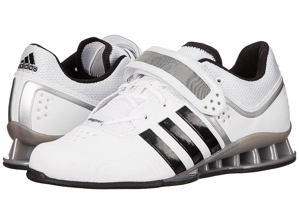 adidas adipower Weightlift (Core White/Black/Tech Grey Metallic) Men
