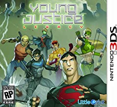 Young Justice: Legacy - Nintendo 3DS