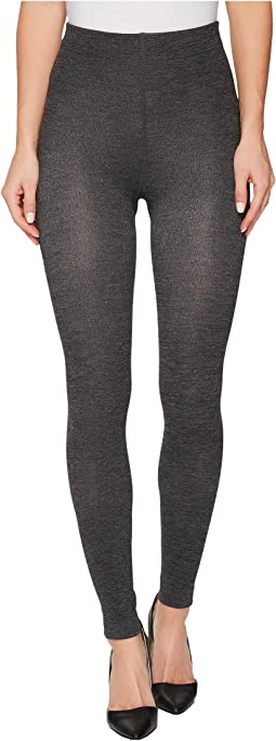 Steve Madden - Marled Fleece Footless Tights