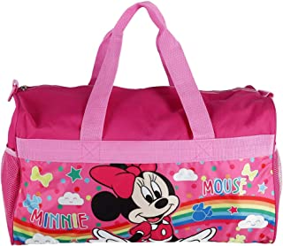 حقيبة دفل للسفر ميني ماوس للأطفال من ديزني, , زهري - RG-A15586-PNK