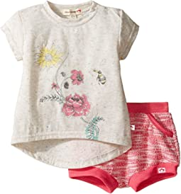 Tee and Bubble Shorts Set (Infant)