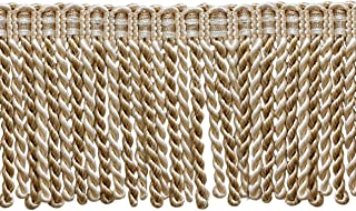 .5cm A10 49 Ft // 15 Meters 16 Yard Value Pack of 3//16 Basic Trim Lip Cord Style# 0316S Color: SANDSTONE Beige
