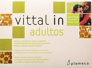 Plameca - Vittal in Adultos Jalea Real 20 Viales Bebibles