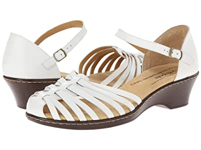 Comfortiva Tatianna Soft Spots (White) Women