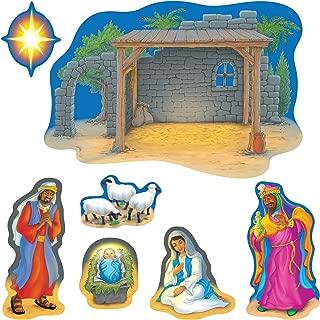 Nativity Bulletin Board Set