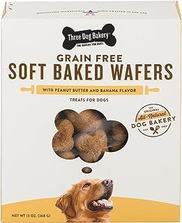 Three Dog Bakery Wafers Treats