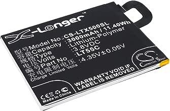 3000mAh Battery for LeTV 1s, Le 1s, Le 1s Dual SIM TD-LTE 32GB, X500, X501, X502