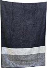 Haute qualit/é 100/% Coton 140x200cm Toucher Velours Bilbao Bleu Tr/ès absorbante Grande Serviette de Plage//Drap de Plage XXL