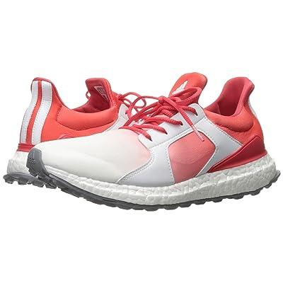 adidas Golf Climacross Boost (Core Pink/Ftwr White/Silver Metallic) Women